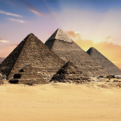 La gran pirámide de Giza oculta un misterio que aún no se ha revelado.